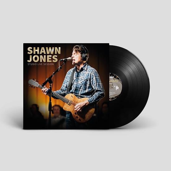 Shawn Jones Studio Live Session Vinyl