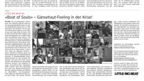 """""""Boat of Souls"""" - Gänsehaut-Feeling in der Krise!"""