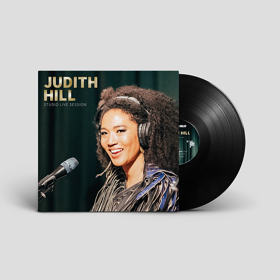 Judith Hill Studio Live Session Vinyl