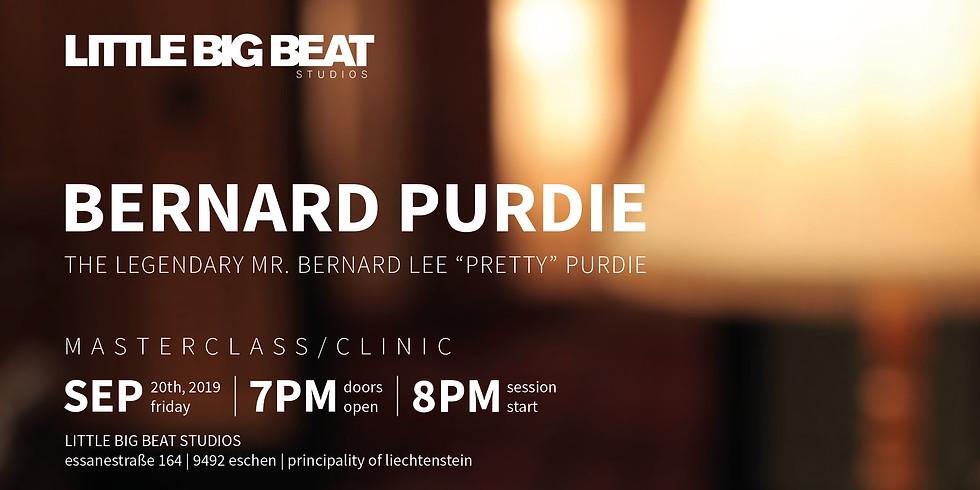 "BERNARD LEE ""PRETTY ""PURDIE – LIMITED TICKETS"