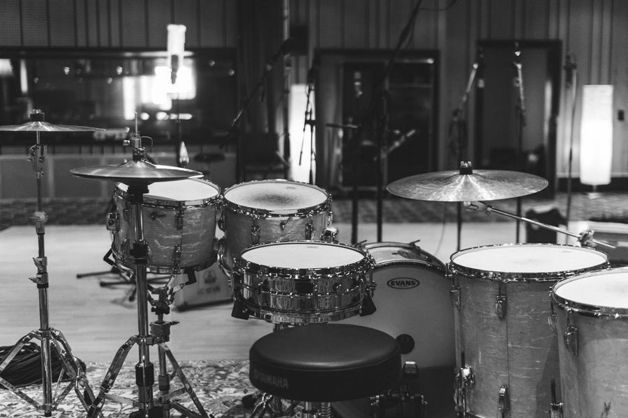 Vintage Drums | Studio Impathislav 6