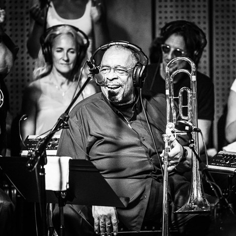 Fred Wesley | Session #2 | Funk Years