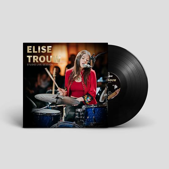 Elise Trouw Studio Live Session Vinyl