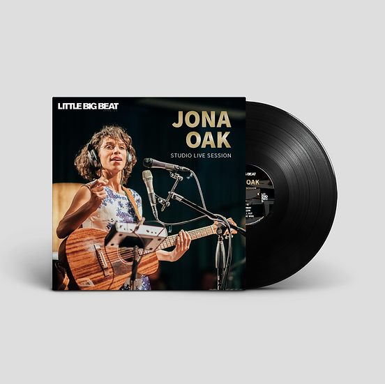 Jona Oak Studio Live Session Vinyl