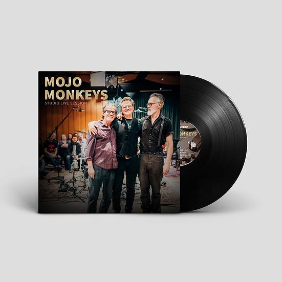 Mojo Monkeys Studio Live Session Vinyl