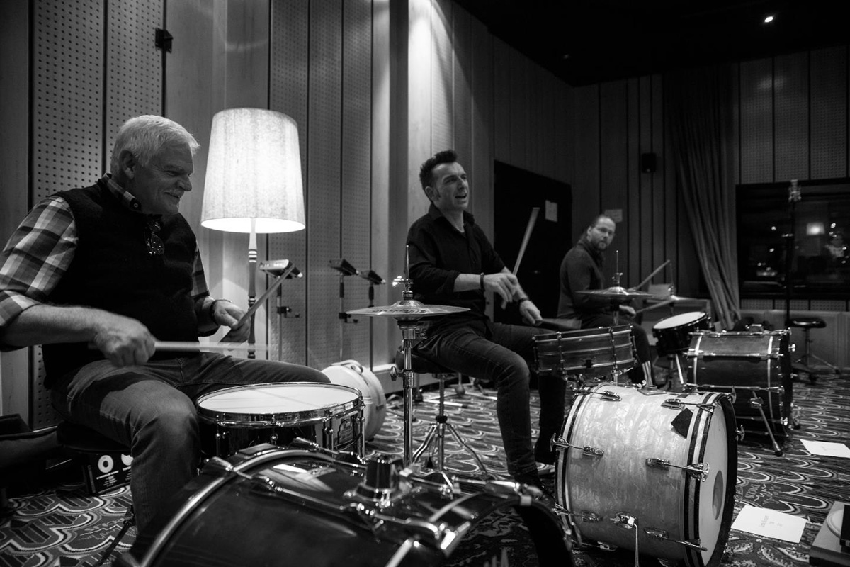 Rossi Roßberg | Drum Tuning