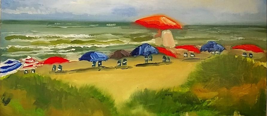 Original Oil Plein Air Painting
