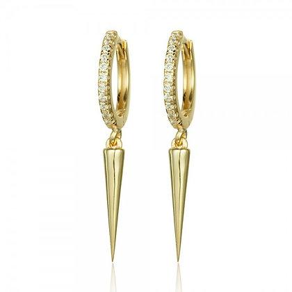 AMALFI GOLD EARRINGS
