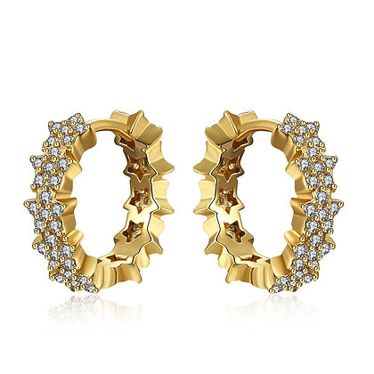 STELLA GOLD EARRINGS