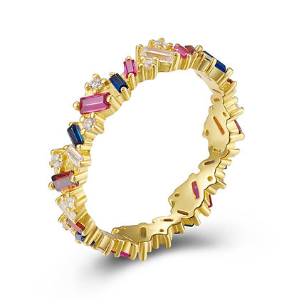 AGNES GOLD RING
