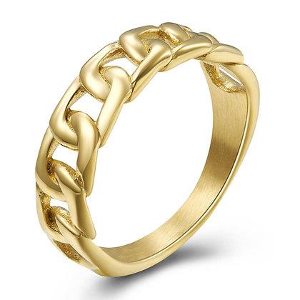 CASPIO GOLD RING