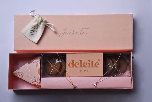 SEND LOVE, DELEITE + JACINTA