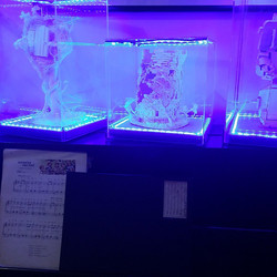 Cúpulas iluminadas