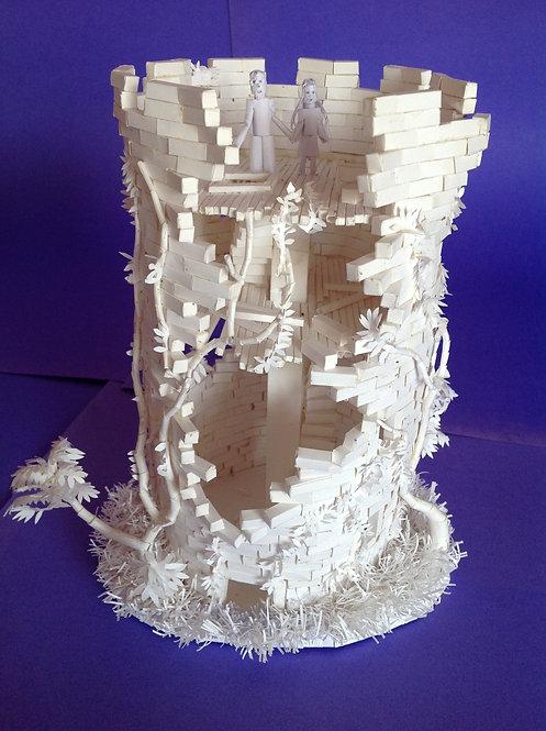 Torre destruída (sonhos)