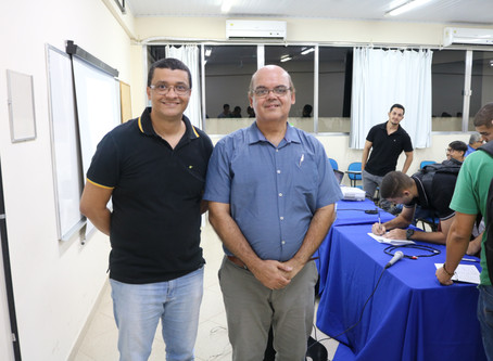 Enriquecedora noite para os alunos do Bacharelado em Engenharia Civil