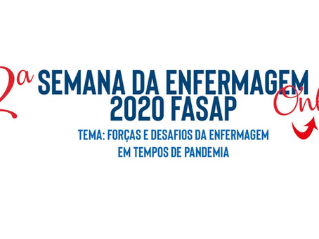 Semana da Enfermagem FASAP 2020