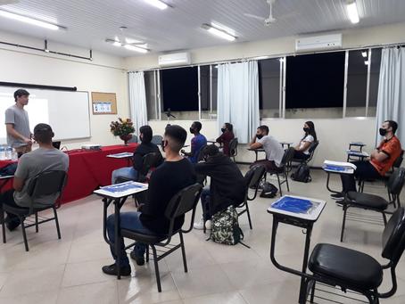 ENCERRAMENTO DA SEMANA DO PROFISSIONAL DE EDUCAÇÃO FÍSICA
