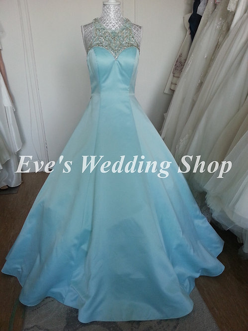 Alexia designs Mint wedding / prom dress UK 4/6