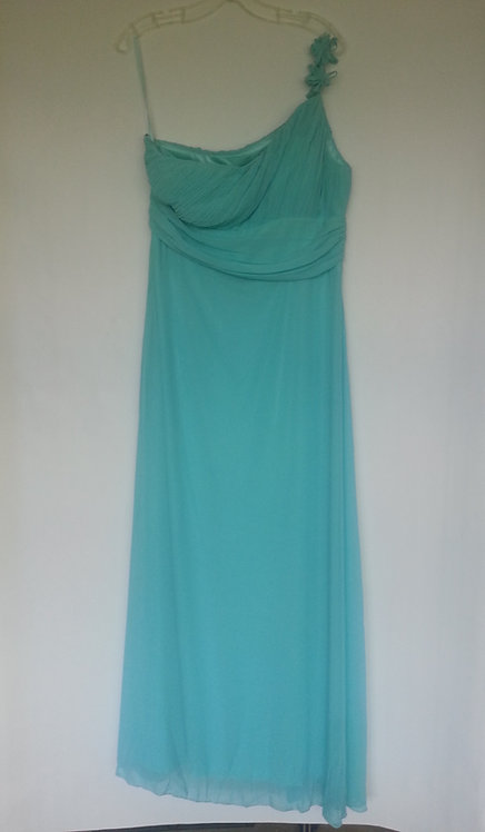 Ever Pretty mint bridesmaid dress Uk 14