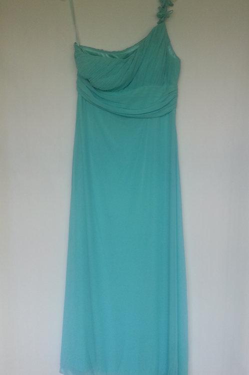 Ever Pretty mint bridesmaid dress Uk 14