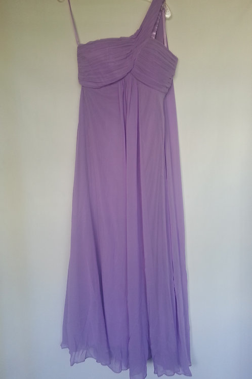 Ever Pretty lilac bridesmaid dress UK 8 and 12