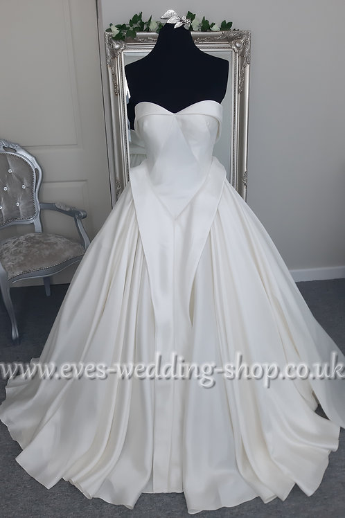 Zac Posen ''Heidi'' wedding dress with pockets UK 12