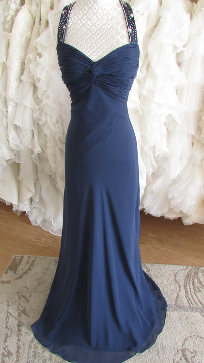 MARK LESLEY? BRIDESMAID/PROM DRESS 10/12