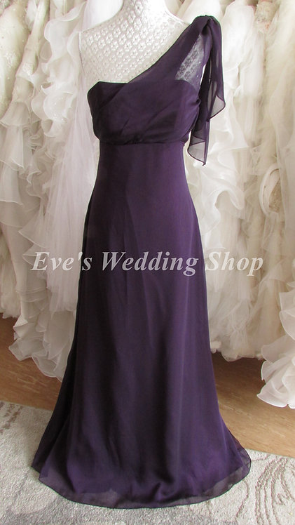 Jim hjelm 5981 evening / bridesmaid dress Uk 10