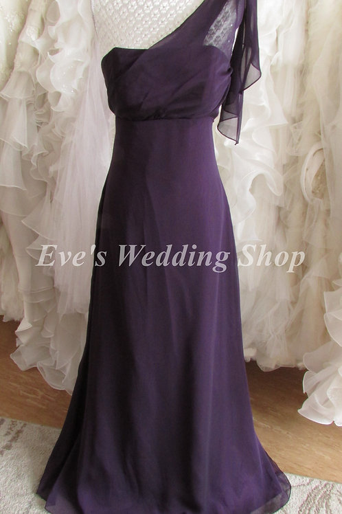 Jim hjelm 5981 evening / bridesmaid dress Uk 10