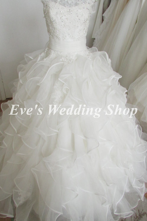 Madeline Gardner wedding dress - New York style 51140 Uk size 14/16