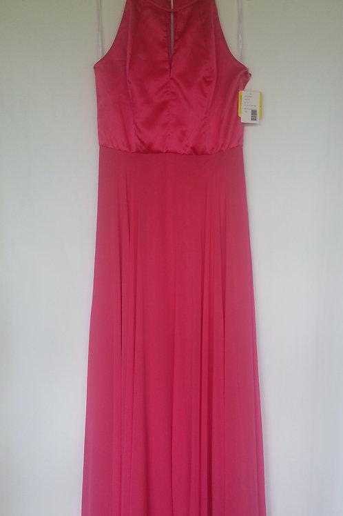 Dessy cherry UK6705 evening / bridesmaid dress Uk 14