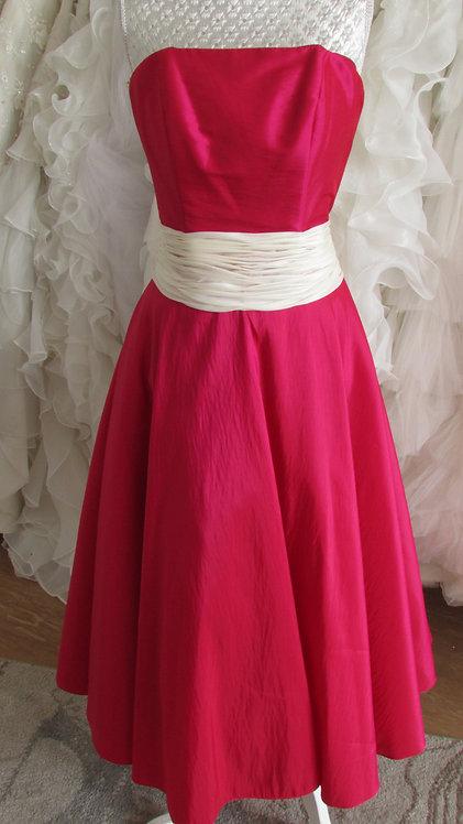 MARK LESLEY BRIDESMAID/EVENING DRESS UK 8/10
