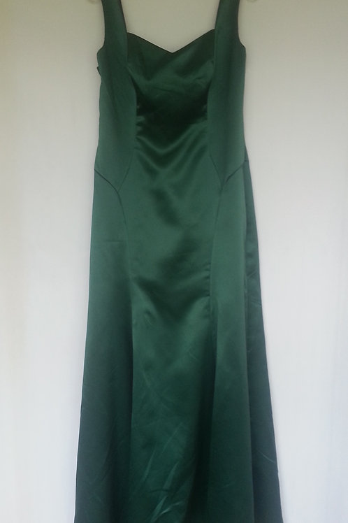 Dessy 6681 hampton green evening / bridesmaid dress Uk 14