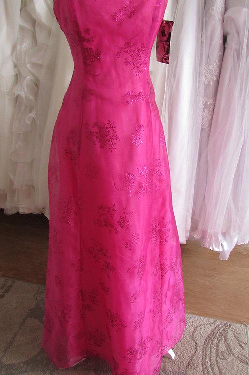 NIKI LIVAS SPARKLY FUSCHIA dress 10/12