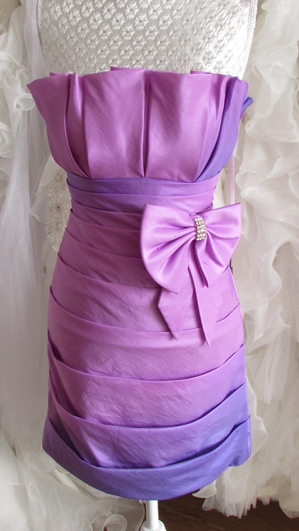 JORA COLLECTION lila BRIDESMAID/ EVENING  DRESS 6/8