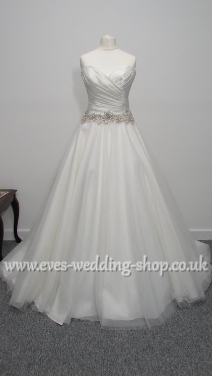 Ronald Joyce wedding dress UK 8