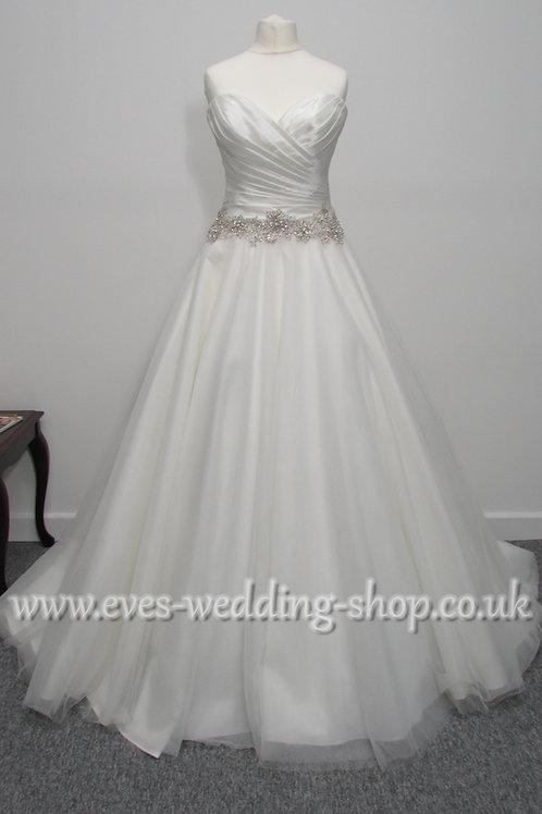 Ronald Joyce wedding dress UK 8
