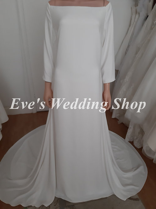 Berketex ''Meghan'' wedding dress UK 14/16