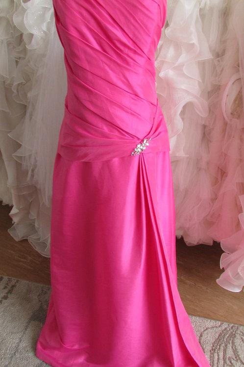 MARK LESLEY? BRIDESMAID  DRESS 12/14