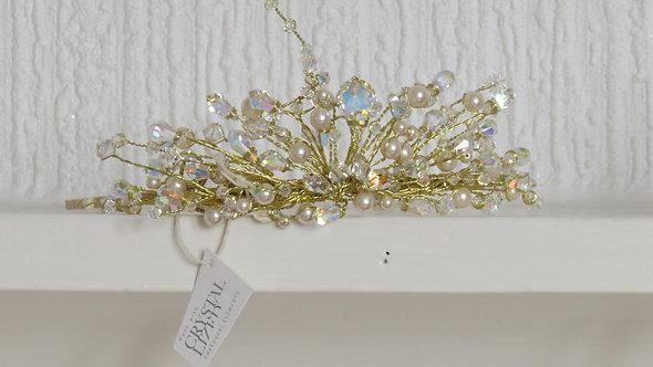 Swarovski wedding tiara