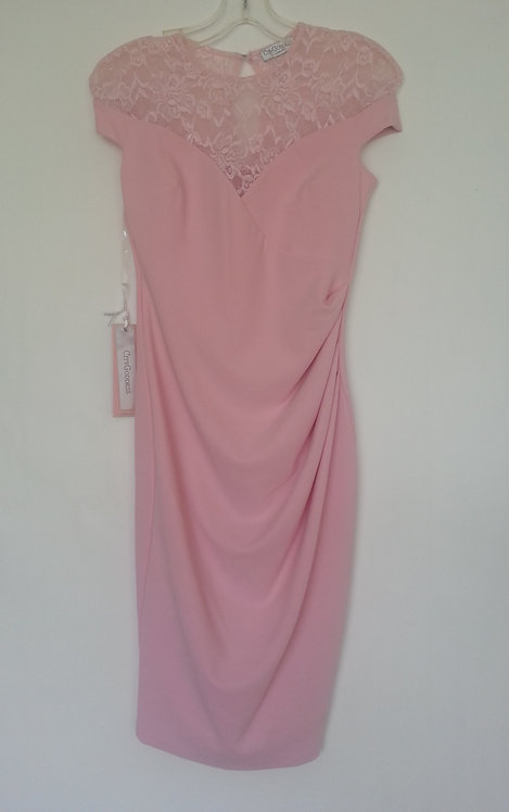 Pink short City Goddess  short dress UK 8