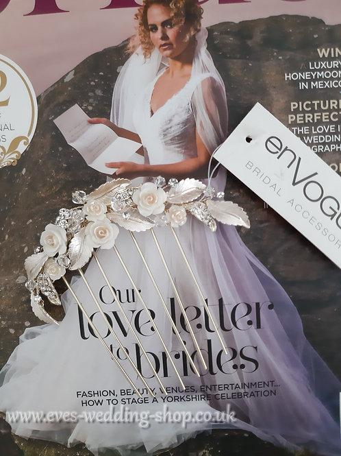 En Vogue Bridal comb