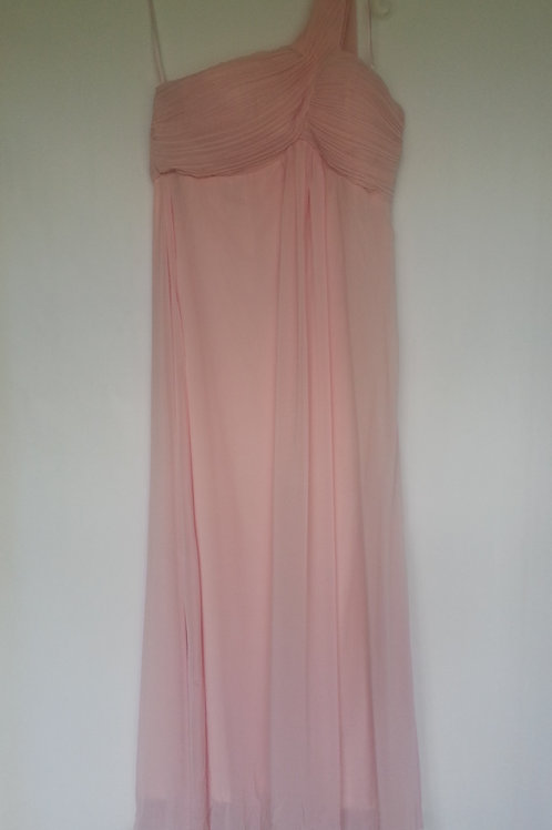 Ever Pretty light pink bridesmaid dress Uk 14