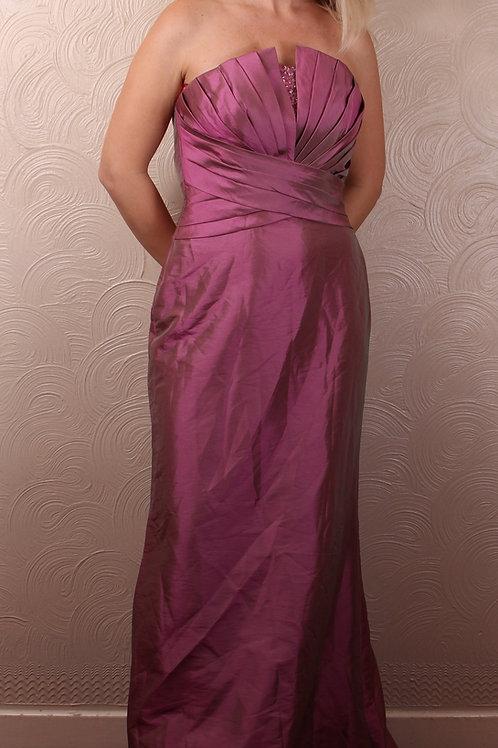 MARK LESLEY? BRIDESMAID/EVENING DRESS 10/12