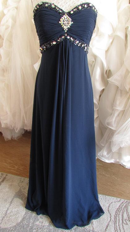 Navy new Jora collection bridesmaid / evening dress size 4/6