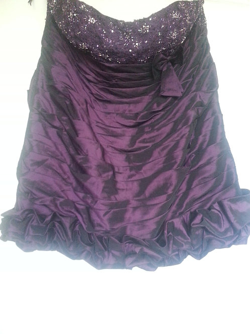 Mother of bride/bridesmaid? M062 Alexia dress with jacket size UK 28