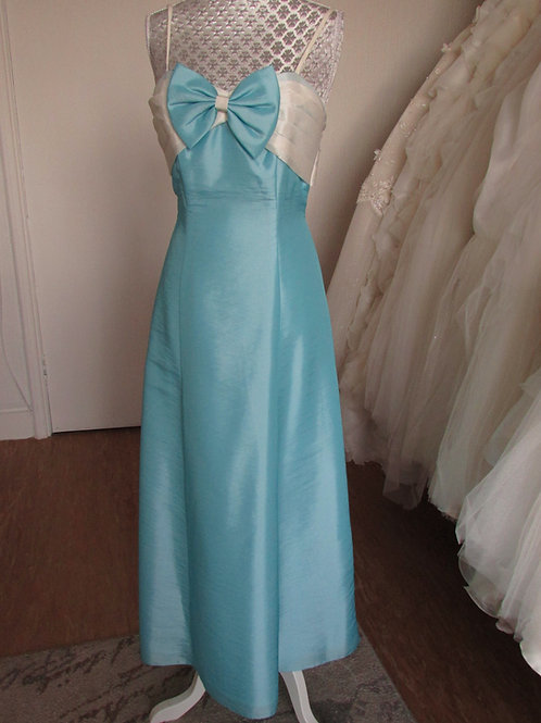 MARK LESLEY? BRIDESMAID/EVENING DRESS SIZE 10 or 12
