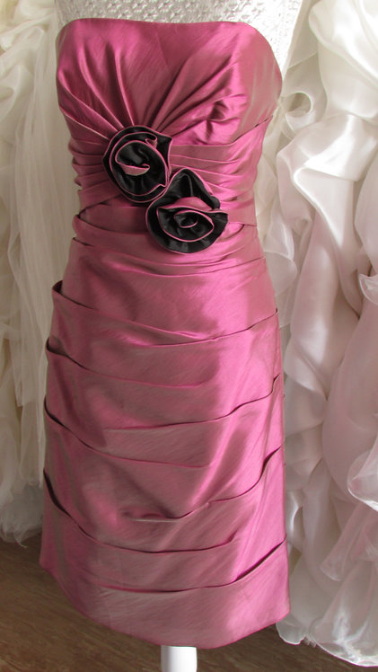 MARK LESLEY BRIDESMAID/EVENING DRESS 14