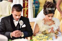 Jasmine with husband ♡
