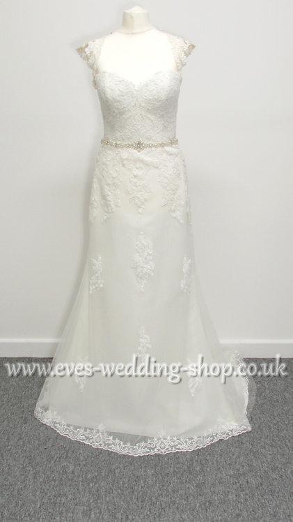 Ladybird wedding dress size  UK8